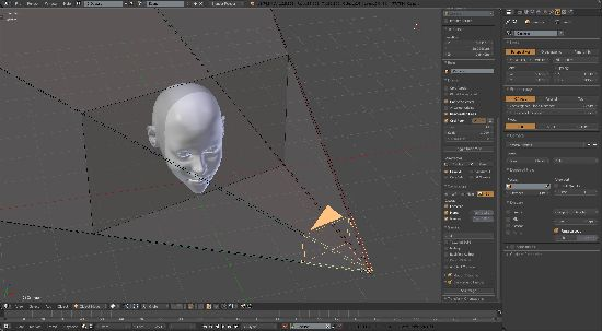 Blender stereoscopic camera parameters